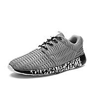 운동화-운동-남성-조명 신발-튤-낮은 굽