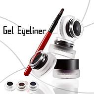 Red&Black Aque Longwear Gel Eyeliner Gentle Without Irritation Water-proof  5g