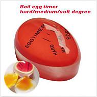 Nová barva měnící se vajíčko časovač kuchyň gadget vaříme&vařit vařená vejce dokonale
