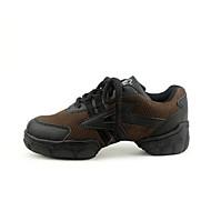 Obyčejné-Dámské / Pánské-Taneční boty-Taneční tenisky / Moderní-Kanvas-Rovná podrážka-Jiná