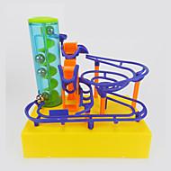 כדורי בניית שיש גזע ריצה במבוך DIY אלקטרוניים לעקוב magformers אובניים בניין צעצועי צעצוע חינוכי לילדים