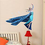 Cartoon Design Wand-Sticker 3D Wand Sticker Dekorative Wand Sticker,PVC Stoff Abziehbar Haus Dekoration Wandtattoo