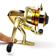 סלילי טווייה 5.1:1 10 מיסבים כדוריים ניתן להחלפה דיג בים / Spinning / דייג במים מתוקים / דיג קרפיון-MR500 FDDL