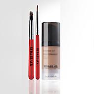 vermelho&cobertura de extensão do preto kit sobrancelha forma da sobrancelha 3d 12ml fixação maquiagem