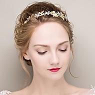 נשים קריסטל סגסוגת כיסוי ראש-חתונה אירוע מיוחד סרטי ראש זרי פרחים חלק 1