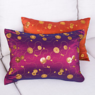 Pillow Cover ,  Sequins Embroidery  Vintage