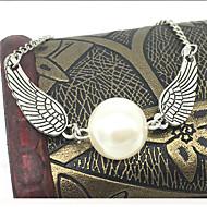Armbänder Bettelarmbänder Perle / Aleación Alltag / Normal Schmuck Geschenk Silber,1 Stück