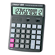 Multifunction Calculator for Office 17.4*12.7cm(Random Colors)