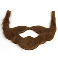 üdülési szerepjáték érdekes plüss szakáll átlagos szürke fekete