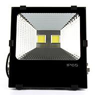 100W LED Flood Light Waterproof Floodlight Landscape Lighting Lamp Warm White IP65 High Luminous Efficiency