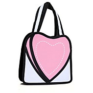 GPF The Second Element 3D Stereo  ACGN Cospa Cute Girls Peach Heart Purse Tote Wristlet Coin Purse