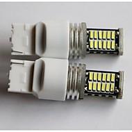 1156/1157/T15/T20 4014-30SMD Car Tail Brake Light Turn Light Reversing lamp Side Marker Light White