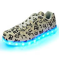 Women's Sneakers Men Light LED Shoes 7 Colour  luminous fluorescent shoe Summer Winter Patent Leather Outdoor Casual