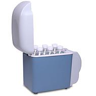 jtron 7.5L carro aquecimento portátil ea caixa de refrigeração com suporte para copos / pequeno frigorífico para o carro