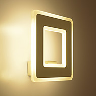 12W Wall Sconces LED Modern/Contemporary Metal