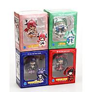 Date A Live Annat PVC 10cm Anime Actionfigurer Modell Leksaker doll Toy