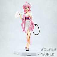 To Love-Ru Annat PVC 18cm Anime Actionfigurer Modell Leksaker doll Toy