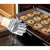 2X The Ove Glove Heavy Duty Oven Glove Washable Non-slip Silicone Grip