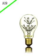 BOFA19 LED2W Antique Edison Silk ball Bubble Lamp(85V-265V)
