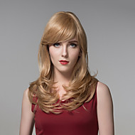Grace Long Wavy Wig Remy Hand Tied-Top Capless  Hair Woman's Wig
