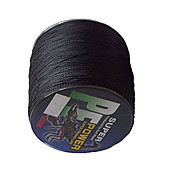 500M / 550 Yards PE Braided Line / Dyneema / Superline Fishing Line Black 50LB / 45LB / 60LB 0.3,0.32,0.37 mm ForSea Fishing / Freshwater