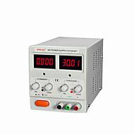 hyelec hy3005et dc tragbare Stromversorgung mit LED-Anzeigen