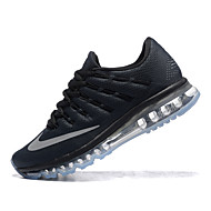 Nike Air Max 2016 Men's Running Shoes Athletic Shoes Fashion Sneakers Black/Light Blue /Dark Grey