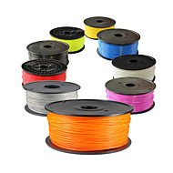 geeetech forbruks 1.75mm eller 3.0mm pla wire for 3D-printer