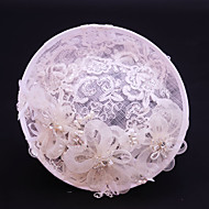 Women's Lace / Rhinestone / Imitation Pearl Headpiece-Wedding / Special Occasion / Casual / Outdoor Fascinators 1 Piece