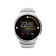 die neue Liste der intelligente Uhren kw18 full hd ips Unterstützung Herzfrequenz Kreiskarte Test Screen Android und Apple-System