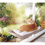Kat bedden Huisdieren Matten & Pads Vouwbaar Transparant Stof