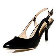 Ženske cipele-Sandale / Ravne cipele-Formalne prilike / Zabava i večer-Umjetna koža-Stiletto potpetica-Štikle / Salonke s remenčićem /