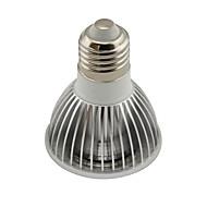 5W GU10 / E26/E27 Par-lampen PAR20 1 COB 500LM lm Warm wit / Koel wit Dimbaar AC 220-240 / AC 110-130 V