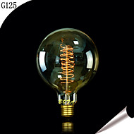 BOFA G125 13AK 25W Antique Edison Silk ball Bubble Lamp(85V-265V)