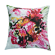 Polyester Pillow With Insert,Graphic Prints Casual 18x18 inch