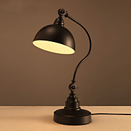 Vintage Adjustable Iron Table Lamp Light Loft Desk Lamp For Living Room Stydy Room Bedroom