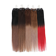 Neitsi® 20inch 50s/lot 50g Micro Ring Loops Human Hair Extensions Rings Human Hair