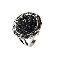 Gyűrűk Divat Parti Ékszerek Arannyal bevont Női Vallomás gyűrűk 1db,Egy méret Aranyozott