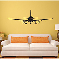 4028 3d Airplane Wall Stickers Muraux Wall Decor Airplane Wall Art Decal  Vinyl Stickers Removable Airplane