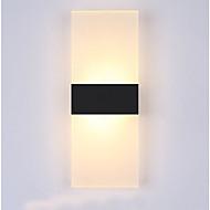 Светодиодная лампа Настенные светильники,Современный Интегрированный светодиод Металл
