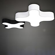 Uppoasennus ,  Moderni Maalaus Ominaisuus for LED MetalliLiving Room Makuuhuone Ruokailuhuone Kitchen Kylpyhuone Työhuone/toimisto