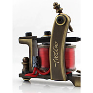 Coil Tattoo Machine Professiona Tattoo Machines Copper Liner Hand-polished