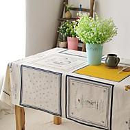 linge de table mode hotsale de haute qualité draps en coton table basse carrée couverture en tissu éponge