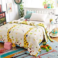 Giraffe Paradise High-end 100% Cotton Air Conditioning Quilt summer Cool Quilt Full/Queen Size