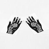 -Airbrush Tattoo Stencils--Felnőtt Tini