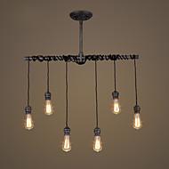 40W צמודי תקרה ,  גס צביעה מאפיין for מעצבים מתכת חדר שינה / חדר אוכל / מטבח / חדר עבודה / משרד / חדר ילדים / חדר משחקים / מוסך