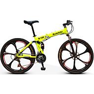 Bicicletă montană / Biciclete pliante Ciclism 21 Speed 26 inch/700CC Unisex Adult / Bărbați / Copii unisex SHIMANO EF-51-8 Frână Pe Disc