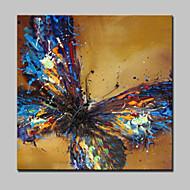 a mano moderna pittura a olio animale su tela di dipinti murali Living Room Decor briciolo cornice pronta per essere appesa