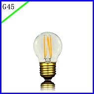 BofA G45 הוביל 3W מנורת בועה עתיק אדיסון משי הכדור (85V-265v)
