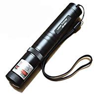 jd851 groene straal laser pointers pen (5 MW, 532nm, zwart)